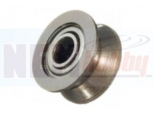 Bearing U Groove 4x13x4mm Guide Pulley Rail -U604ZZ