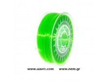 Filament PETG 1.75 mm, Green Transparent, Spool -1kg