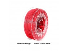 Filament PETG 1.75 mm, Red, Spool -1kg