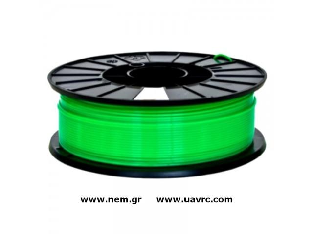 Filament PLA 1.75 mm, Green Bright, Spool -1kg