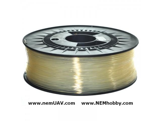 PLA Filament 1,75 mm, Natural, Spool -1kg