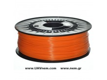 Filament PLA 1,75 mm, Orange, Spool -1kg
