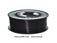 PLA Filament 1,75 mm, Black, Spool -1kg