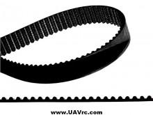 Timing Belt GT2, 2mm Pitch 6mm Wide -1mtr