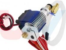 Extruder E3D V6 J-Head Hotend Nozzle 0.4mm w/Fan+ PTFE Tube -1.75mm Filamet