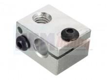 Heating Block V6 J-head Aluminum For 3D Printer