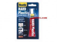 Super Glue Hard Plastic 20ml -Clear Adhesive