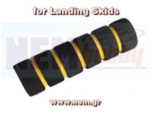 Landing Skid Anti Vibration Cushion