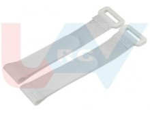 Battery Strap 200x20mm -White