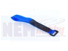 Battery Strap 190x20mm -Blue