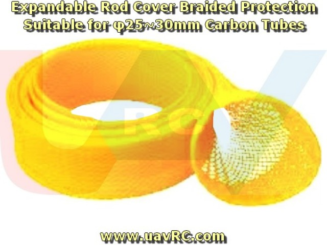 Expandable Braided Cable Protection Wire Sleeve