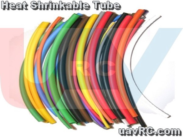 Heat Shrink Tube 8mm -1mtr.