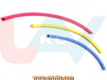 Heat Shrink Tube 5mm Length 200mmx3 -RBLY colors