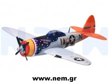 NICESKY P-47 ARF Kit Wingspan 680mm