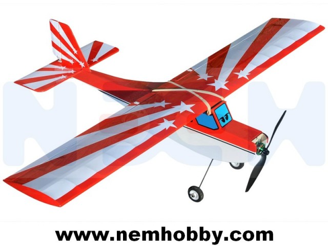 Guixy Sport Wooden Kit -Wingspan 1005mm
