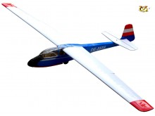 VQ KA-7 Glider 2.540mm ARF kit -VQA059G