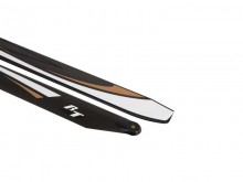 Fun-Key/Rotortech carbon rotorblade, 480mm -04957