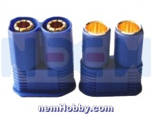 Connector EC8 -Set (female -male) 2pcs