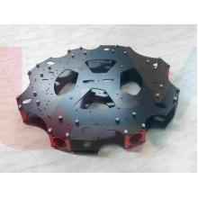 Carbon Fiber Board 333x333x2mm