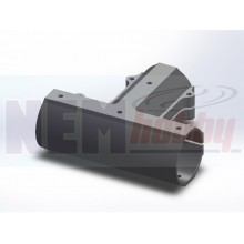 CNC Hub Connector T-Type 90D -25mm Boom