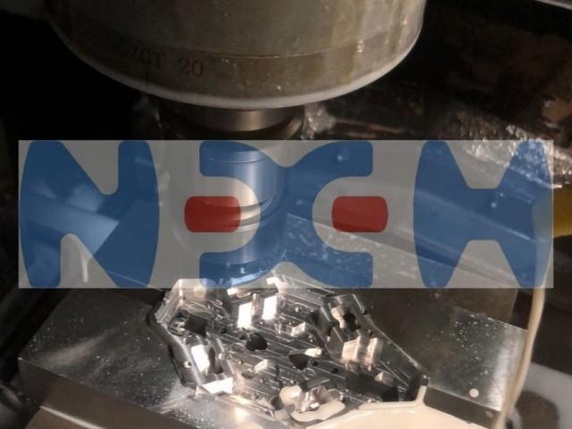 NEMesis CNCed Racing Drone Frame set, No ARMs