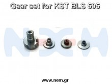 KST Gear set for BLS505/DS589MG servos