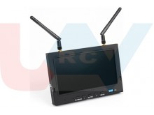 """Skyzone RC700D Monitor 7"""" 32 channels -5.8GHz"""