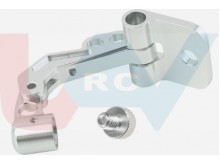 Folding CNC Stand for Monitor -Aluminum