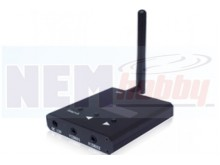 Receiver 5.8GHz Auto-Scan Dual AV Outputs 32 Channels