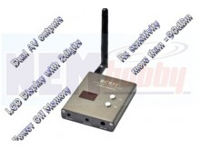 Receiver 5.8GHz Dual AV Outputs 32 Channels