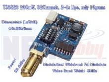 Transmitter 200mW 5.8GHz 32CH