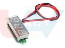 Digital Mini Voltmeter 2.5~30VDC