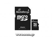 Micro SDHC Card 32GB Class 10 with adaptor