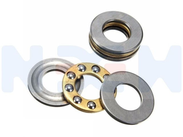 Thrust Bearing 10x19x5mm x2 pcs