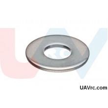 Washer M5xD9.76xT1mm -Silver