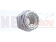 Nut M2.5mm Secure Lock -Steel