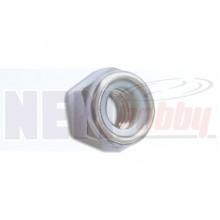 Nut M2.5mm Secure Lock -Steel