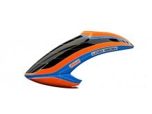 Canopy LOGO 550 SX V3 neon-orange/blue -05122