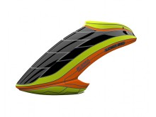 Canopy LOGO 550 neon yellow/orange -05110