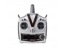VBar Control Alu-case, silver, VBasic Receiver -05073