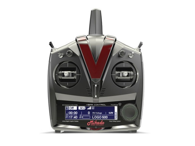 VBar Control Radio with VBar NEO, black -04970