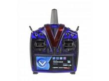 VBar Control Touch, blue transparent -05136