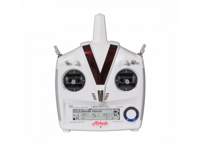 VBar Control Radio with VBar NEO,white -04981