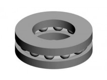 Thrust bearing 6x14x5 -02349