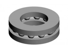 Thrust bearing 4x8x3.5 -00727