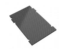 Carbon ESC mounting plate, LOGO 480 -04813