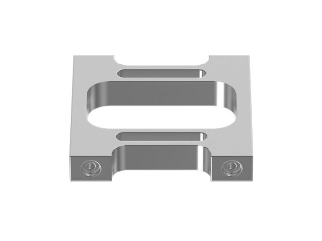 Metal motor plate LOGO 550/600/690 -30mm -04236