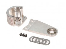 Motor counterbearing with main shaft support, 6mm -04622