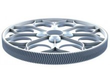 Gear Herringbone, 153teeth M0.7 -04094