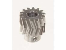 Pinion for herringbone gear 19teeth, M1, dia.8mm -04490